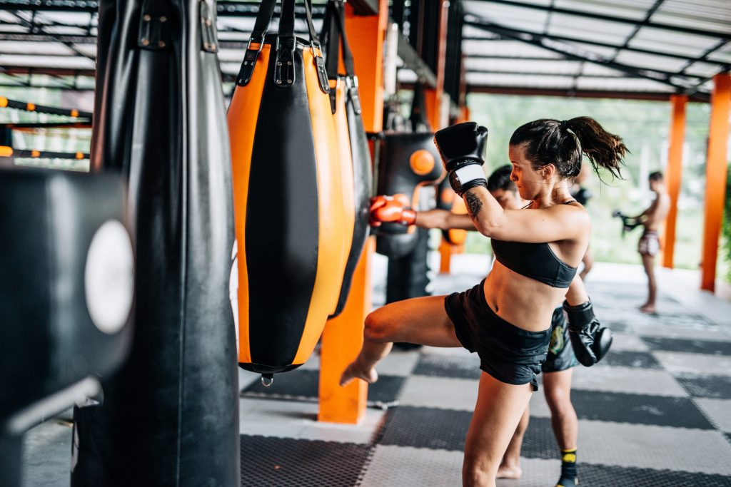 Boxing Or Kickboxing